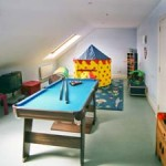 Family Friendly playroom