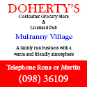 Dohertys 2013