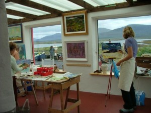 Joe O'Daly's Studio